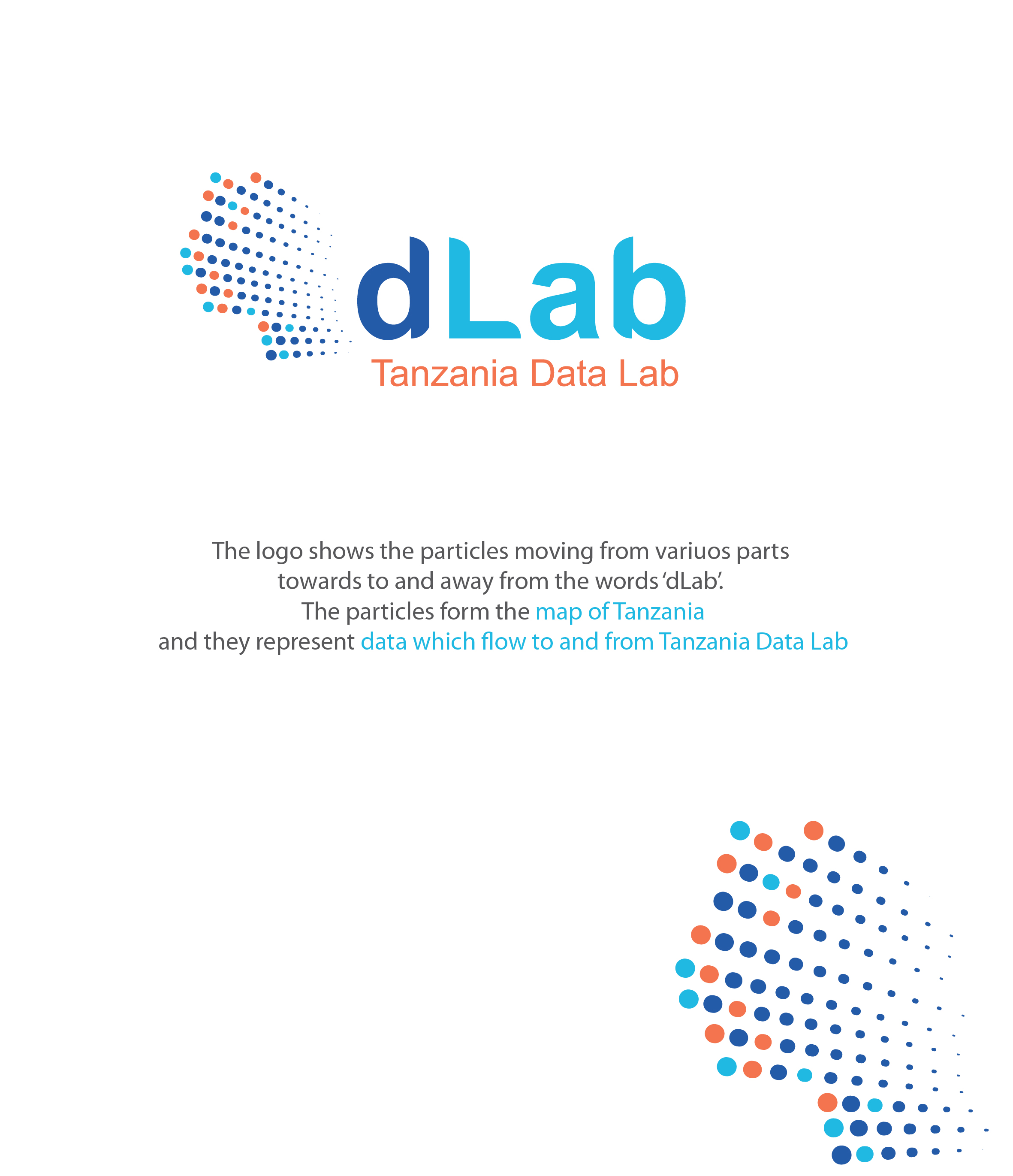 dLab logo descriptions