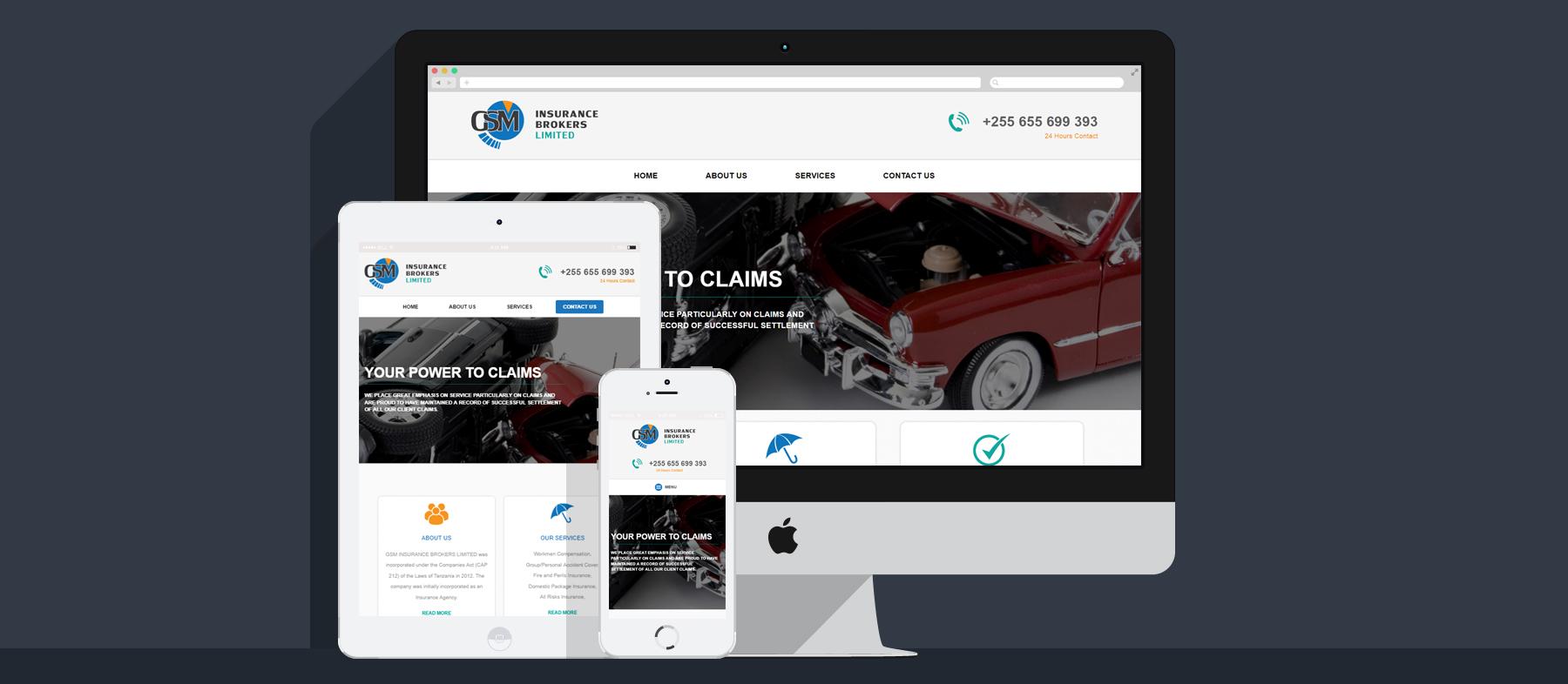stonek web design